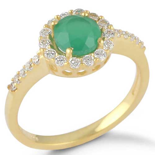 Wholesale Extended Line of Wholesale Rings (Product ID = 1162_R6_Green Onyx_ 2.12)