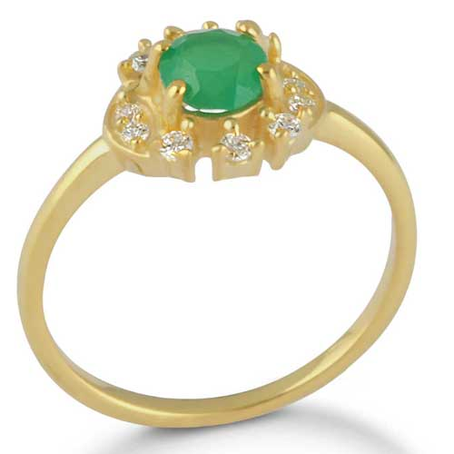 Wholesale Extended Line of Wholesale Rings (Product ID = 1193_R6_Green Onyx_ 2.00)