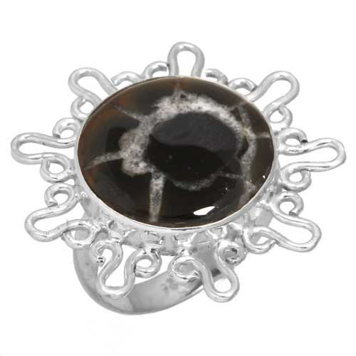 Wholesale Extended Line of Wholesale Rings (Product ID = 16679_R7_Septarian_4.80)