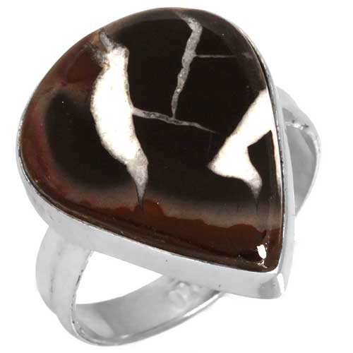 Wholesale Extended Line of Wholesale Rings (Product ID = 16681_R7_Septarian_3.80)