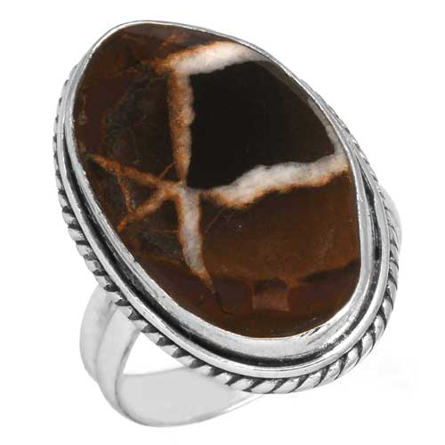 Wholesale Extended Line of Wholesale Rings (Product ID = 16685_R5_Septarian_4.10)