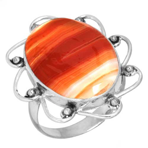 Wholesale Extended Line of Wholesale Rings (Product ID = 16795_R9_Red_Botswana_Agate_6.00)