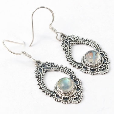 Wholesale Closeout jewelry wholesale silver (Product ID = E045RB)