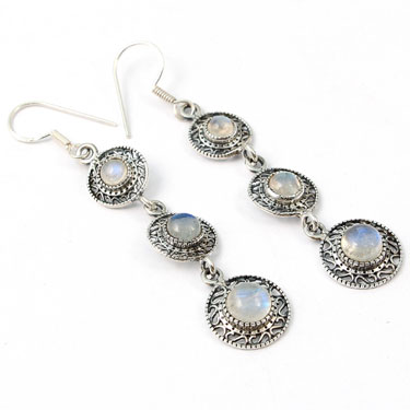 Wholesale Closeout jewelry wholesale silver (Product ID = E053RB)