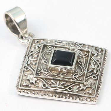 Wholesale Closeout jewelry wholesale silver (Product ID = P018BLK)