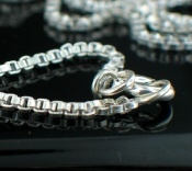 Wholesale Silver Chains (Product ID = SilverChain_Fancy2)