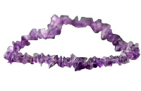 Wholesale Silver Bracelets with Gemstones (Product ID = ba_amethyst)