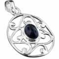 Wholesale Silver Pendants (Product ID = pn343ame)