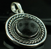 Wholesale Silver Plated Pendants Wholesale (Product ID = psp17rt)