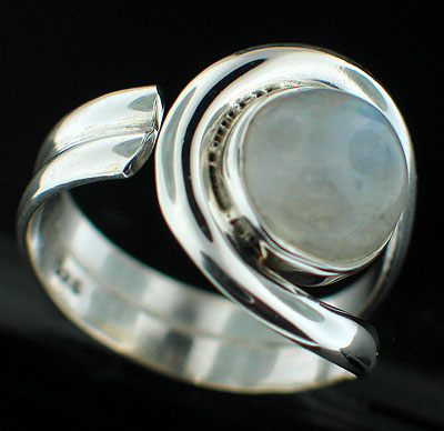 Wholesale Sterling Silver Gemstone Rings (Product ID = rg121rm)