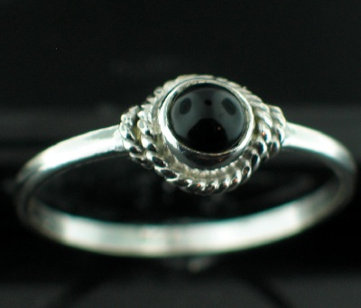 Wholesale Sterling Silver Gemstone Rings (Product ID = rg695bx)