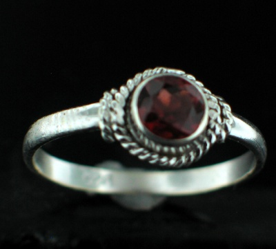 Wholesale Sterling Silver Gemstone Rings (Product ID = rg695grf)