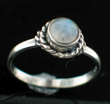 Wholesale Sterling Silver Gemstone Rings (Product ID = rg695mp)