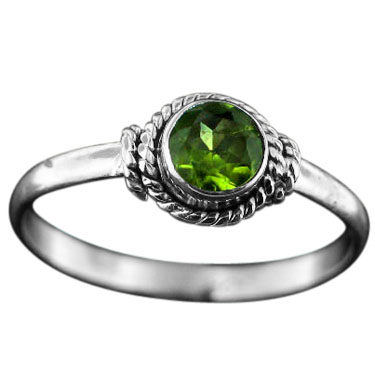 Wholesale Sterling Silver Gemstone Rings (Product ID = rg695prf)