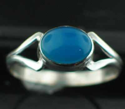 Wholesale Sterling Silver Gemstone Rings (Product ID = rg699bl_6)