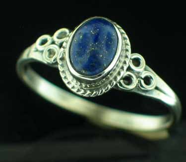 Wholesale Sterling Silver Gemstone Rings (Product ID = rg803lp)