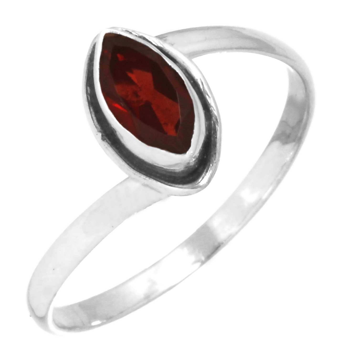 Wholesale Sterling Silver Gemstone Rings (Product ID = rg812grf)