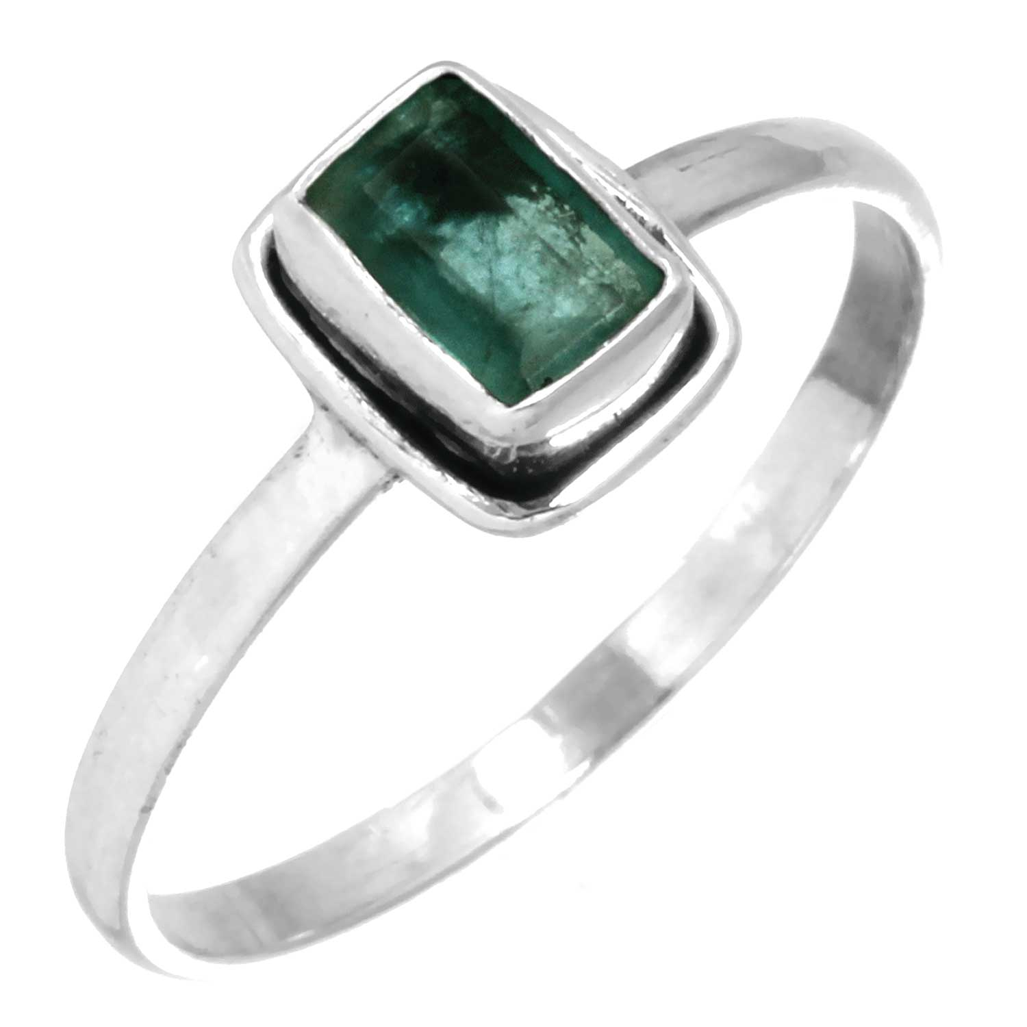 Wholesale Sterling Silver Gemstone Rings (Product ID = rg854flf_6)