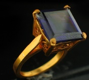 Wholesale 24k Gold Plated Rings (Product ID = rgg287P)