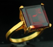Wholesale 24k Gold Plated Rings (Product ID = rgg287R)