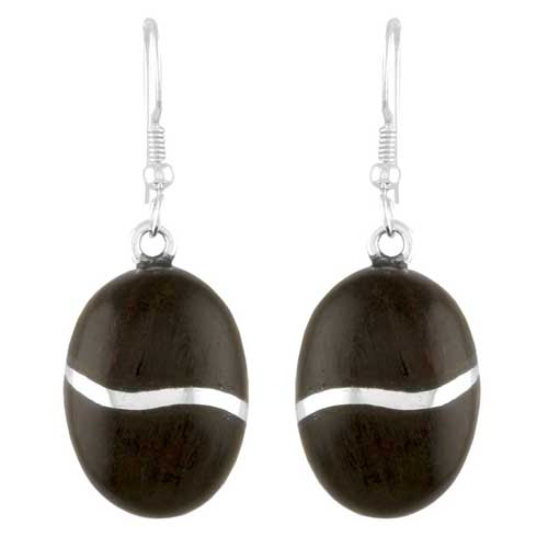 wholesale Wholesale Sterling Silver Gemstone Earrings (26212_E)