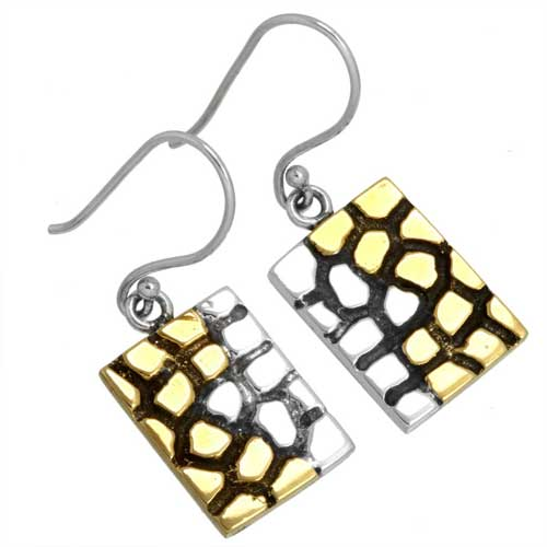 wholesale Sterling Silver Gemstone Earrings -- Wholesale (26224_E)