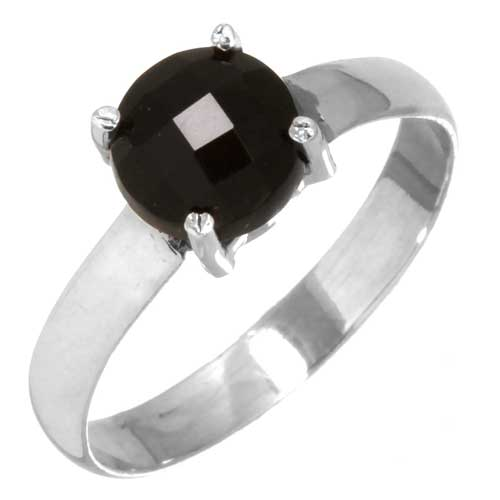 wholesale Wholesale Sterling Silver Gemstone Ring (26732_R9.5)
