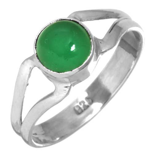 wholesale Wholesale Sterling Silver Gemstone Ring (26910_R8.5)