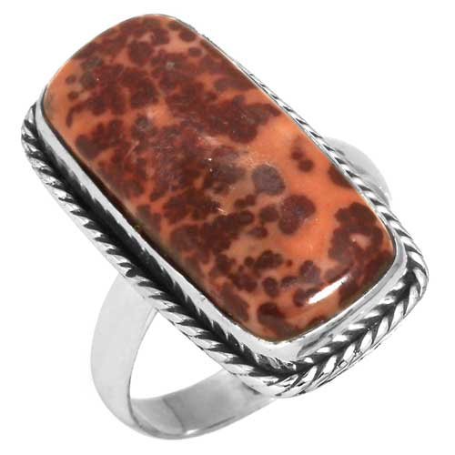 wholesale Wholesale Sterling Silver Gemstone Ring (32901_R9.5)