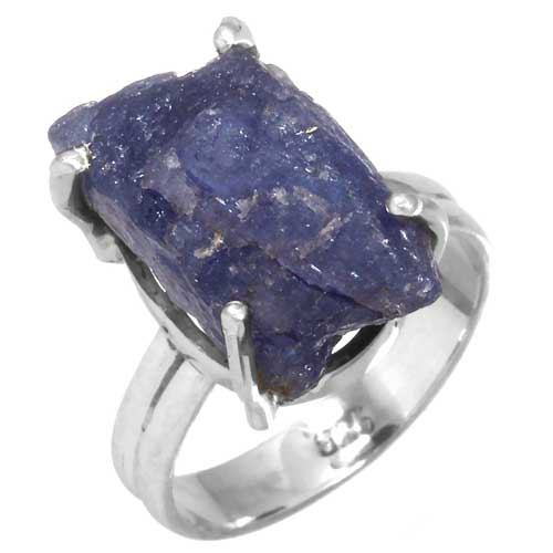 wholesale Wholesale Sterling Silver Gemstone Ring (33427_R5)