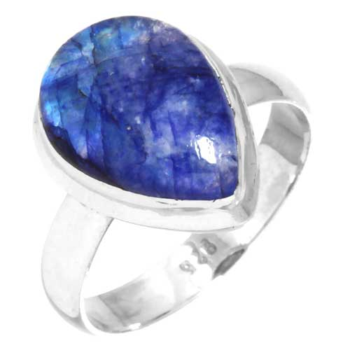 wholesale Wholesale Sterling Silver Gemstone Ring (36835_R7)