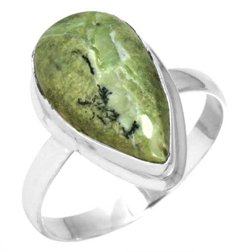 wholesale Wholesale Sterling Silver Gemstone Ring (38977_R11)