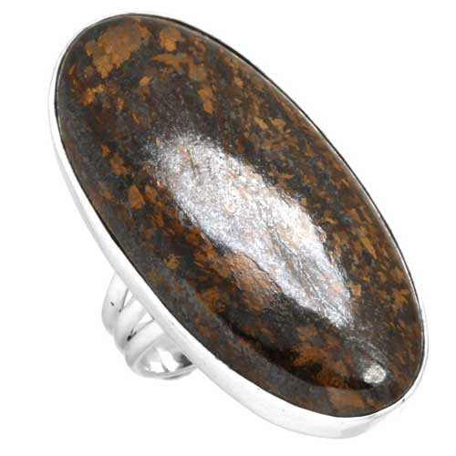 wholesale Wholesale Sterling Silver Gemstone Ring (6071_7)