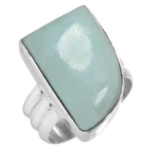 wholesale Wholesale Sterling Silver Gemstone Ring (6937_7.5)