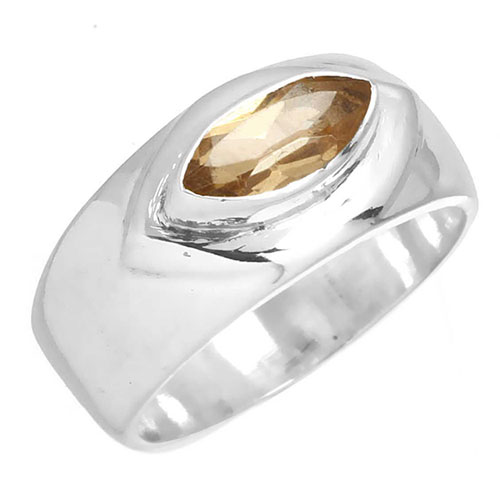 wholesale Wholesale Sterling Silver Gemstone Ring (7147_8)