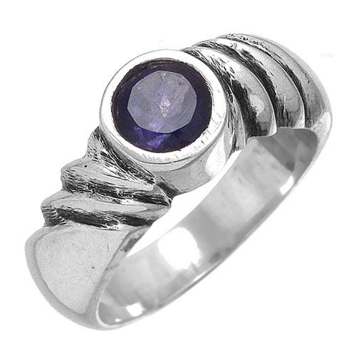 Wholesale Sterling Silver Gemstone Ring (7191_8)
