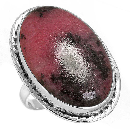 Wholesale Sterling Silver Gemstone Ring (7261_7)