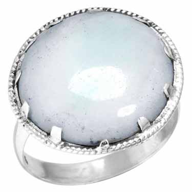 Sterling Silver Gemstone Ring (9275_10)