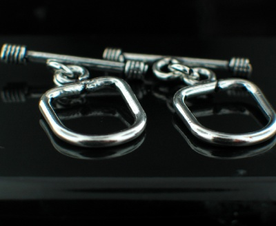 Sterling silver Silver Plated Clasps Findings_SilverPlated ID=Find_SP_13