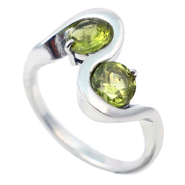 wholesale Wholesale Sterling Silver Gemstone Ring (R001PRI_8)