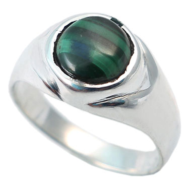 wholesale Wholesale Sterling Silver Gemstone Ring (R016ML_6)