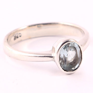 wholesale Wholesale Sterling Silver Gemstone Ring (R031BT_6)