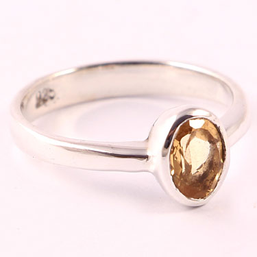 wholesale Wholesale Sterling Silver Gemstone Ring (R031CT_6)