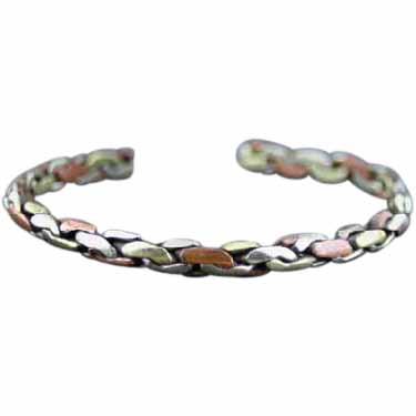 Sterling silver Copper Bracelet CopperBracelet ID=bc361