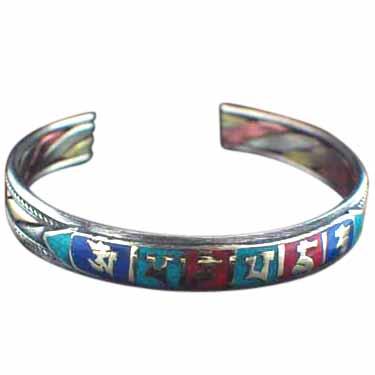 Sterling silver Copper Bracelet CopperBracelet ID=bc420