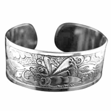Sterling silver Copper Bracelet CopperBracelet ID=bc423