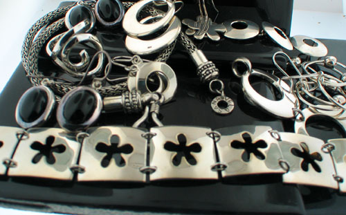 wholesale Sterling Silver Jewelry Lot (lot_silver44)
