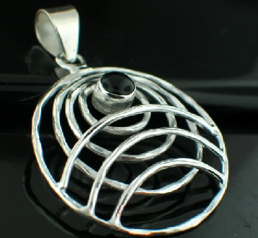 wholesale Silver Plated Pendant (psp78ame)