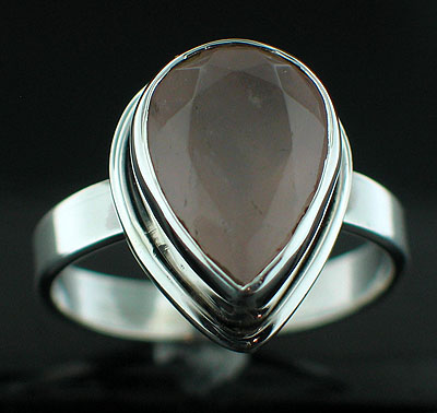 wholesale Sterling Silver Gemstone Ring (rg152rs)