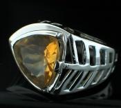 Citrine (5ctw) Wholesale Silver Jewelry